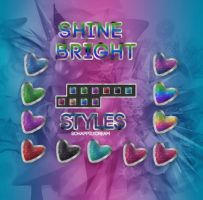 Shine Bright//STYLE//-Vale. by SoHappilyDream