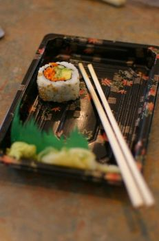 Sushi by nateistired