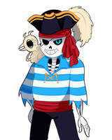 Pirate Sans by Damare