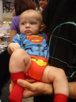 Goldcoast Supanova 2012 - Superbaby by MrOrangeCreamsicles
