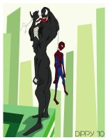 The Web Man's Noose by dippydude