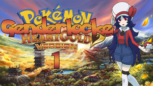 Pokemon Heart Gold Genderlocke Part 1 Thumbnail by Zork-787