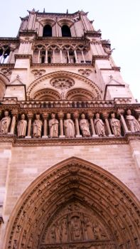 Notre Dame. by ladyspuds