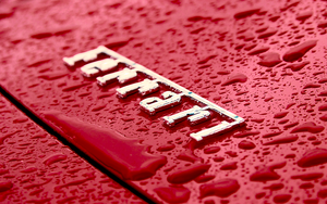 Ferrari Badge by aBeat