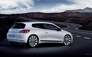 VW scirocco by MA88