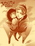 SOUTH PARK_KENNY N' CARTMAN by Ecthelian
