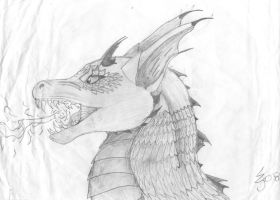 WIP -Syric by IntriguingBeast
