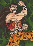 Kraven by dino-damage