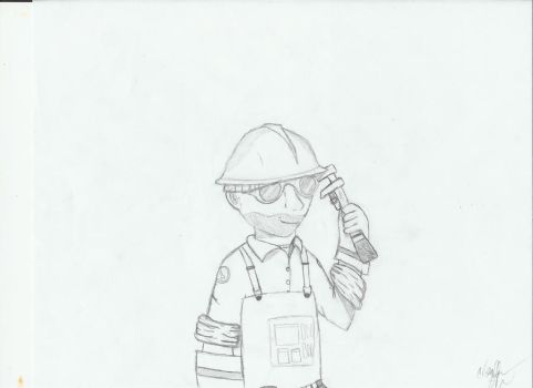 Engineer by CuttingTheBullet