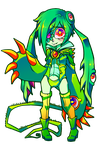 Dionaea Form 1 Final by Krooked-Glasses