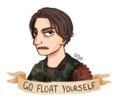 Go F**** Yourself by IVDP