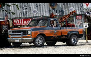 1989 Dodge Ram by V8-Custom-Designs