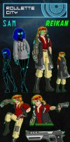 RC2 Reference. Reikan and SAM by CPT-Blackridge