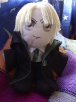 Plush - Draco Malfoy by Darktwinkle