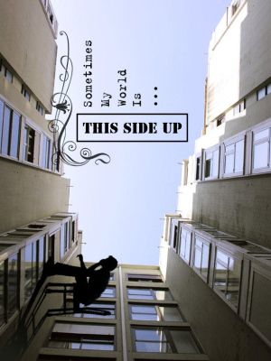 This Side Up by Rosenred