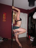 Me and the Pole by Widerstedt