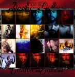 20 icons Tokio Hotel by DarknessEndless