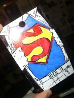 Student ID: Superman by LadyDrusilla