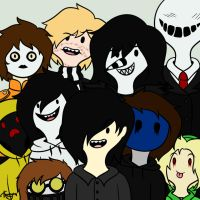 CreepyTime (profile picture) by ByPanda