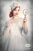 vintage wedding editorial no.1 by snottling1