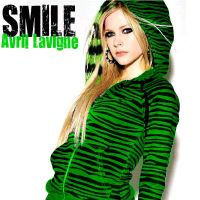 Avril Lavigne- Smile by JowishWuzHere2