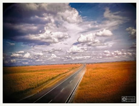 ON THE ROAD DxO C by cubedlife