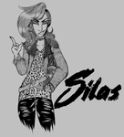 Silas by tinkerinks