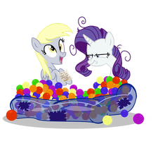 Can I have an Extra Hour in the BALLPIT? by kyle23emma