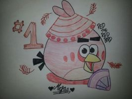 15 Days of Angry Birds New Year: Day 1 by MeganLovesAngryBirds
