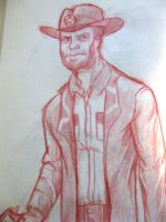 Rick Grimes by Purge042