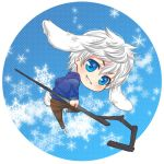 :Jack Frost: Bunny Frost by PrinceOfRedroses