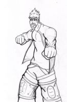 Fists of Freezer Fury LINE by Adder24
