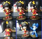 Ashley Fan made amiibo by Gregarlink10