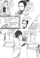 Naruto Doujinshi Starting over page 1 chpt 1 by Shaolinrachel