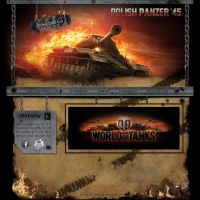 Project Clan World of Tanks by artwebdesigner