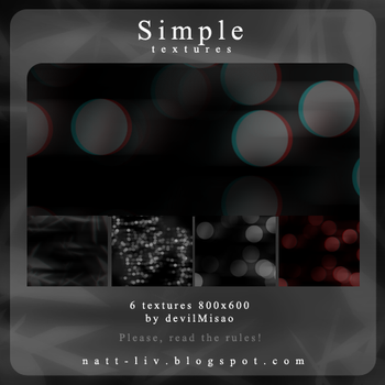 simple textures by devilMisao