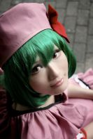 Ranka Lee Cosplay by yuegene
