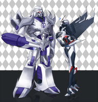 TFP:stand on tiptoes by norunn8931