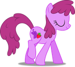 Vector #342 - Berry Punch #3 by DashieSparkle