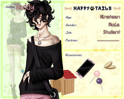 HT : Teddy Knight by m-aaster