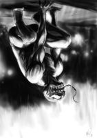 Venom sketch by TuaX