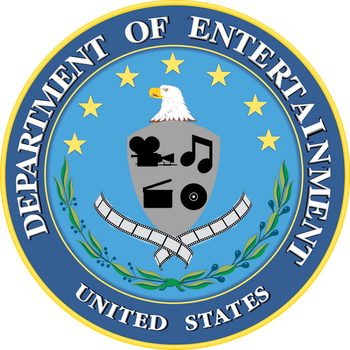Department of Entertainment logo by Jax1776