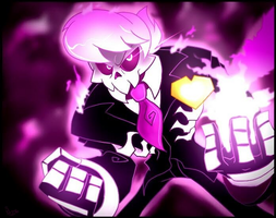 Mystery Skulls Ghost by Derpsonhooves