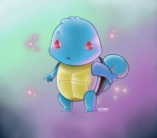 Squirtle by TeoMatteo