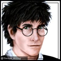 Harry Potter by mcgray