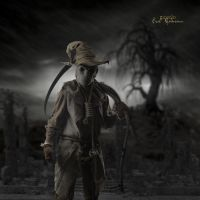 Scarecrow by hepdarcan
