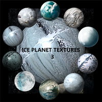 Ice Planet Textures 3 by ArcticFire-Alaska