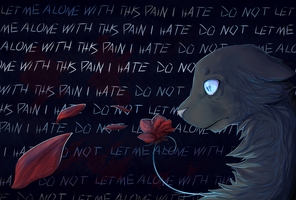 This Pain I hate by KhaosPen