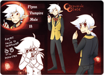 CE: Flynn by Whoodles