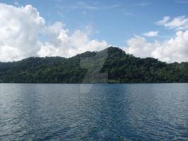 ROPanama Research: Dive Boat View by Namyr